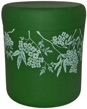 Urne Blumenranke